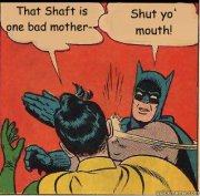 shut yo' mouth