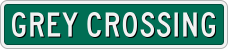 Grey Crossing