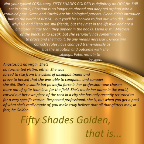 Fifty Shade Golden Summary